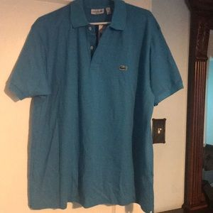 NWT!!Mens Lacoste polo top!